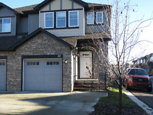 NEWER Townhome with Attached Garage!!