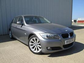 2009 BMW 318 2.0 SE PARKING SENSORS AIR CONDITIONING 88,000 MILES