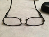 RALPH LAUREN POLO MENS EYE GLASS FRAMES WITH CASE