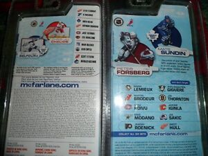 McFarlane NHL Figures.  $30 Each  Both for $50 Prince George British Columbia image 2