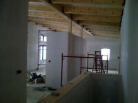Experienced Drywall Taper looking for side jobs
