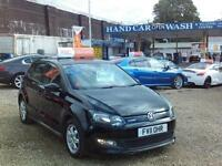 Volkswagen Polo 1.2TDI (75ps) BlueMotion Tech Hatchback 5d 1198cc