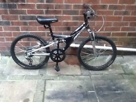 Apollo fs20 mountain bike