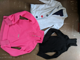 Bundle of tops age 9-11yrs