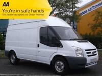 2009/ 09 Ford Transit 115 T350m High roof [ Mobile Workshop+110v Invertor ] van