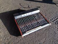 Yamaha MC1204 Vintage Mixing Console