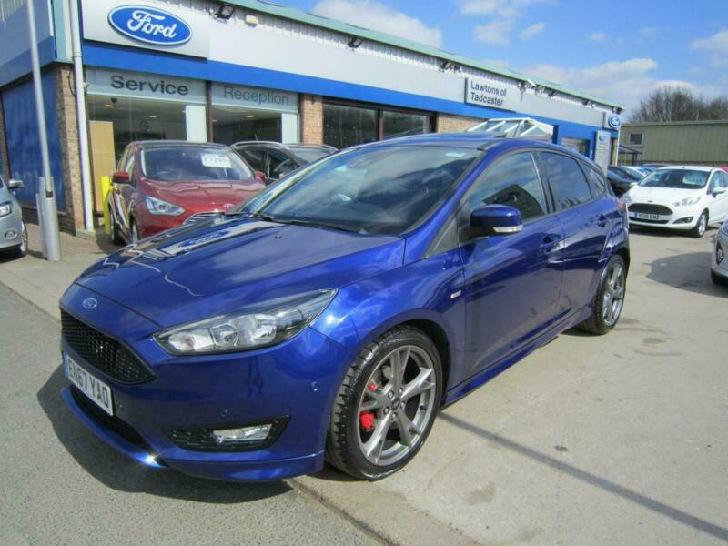 2018 FORD FOCUS 1 5 TDCI ST LINE X DIESEL MEGA SPEC | in Tadcaster, North  Yorkshire | Gumtree