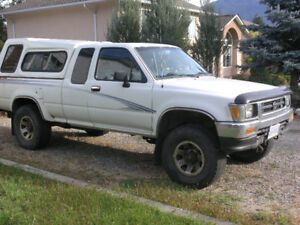 1994 Toyota Hilux Extended Cab 4x4 Pickup Truck