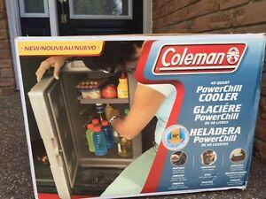 Coleman 40 Qt. Powerchill Cooler Oakville / Halton Region Toronto (GTA) image 1
