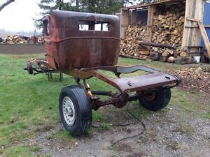 1928 Plymouth project for sale or trade
