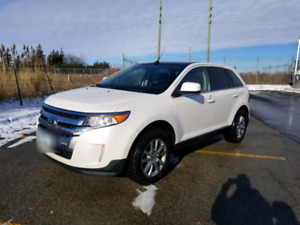 2011 Ford Edge Limited AWD with FORD PREMIUM CARE WARRANTY