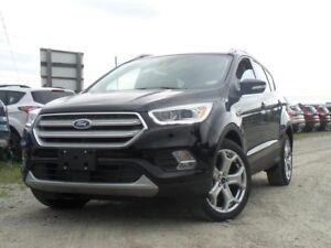 2018 Ford Escape TITANIUM 2.0L 4CYL 400A