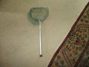 Vintage hand held Fishing Net--Good for Trout & Bass