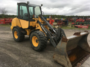 Volvo L20B Wheel Loader