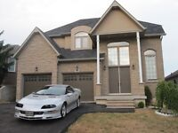 ***Custom Built 4BR House in West Brant***
