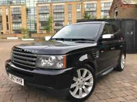 Land Rover Range Rover Sport 2.7TD V6 auto S**2 OWNER FROM NEW**