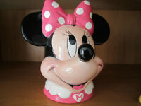 Disney Mini Mouse Musical Figurine _collectible...