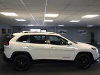 2014 Jeep Cherokee 2.0 CRD Limited 4WD (s/s) 5dr