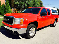 2008 GMC SIERRA 1500 EXTENDED CAB Z71,4X4, LOOKS AND RUNS GREAT!