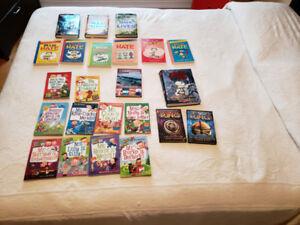 23 Books For Back To School (Bones, Big Nate, etc.)