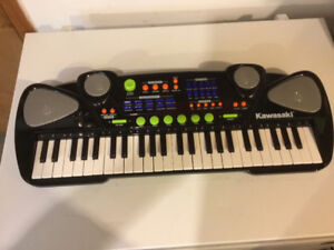 Clavier électronique Kawasaki 49 touches