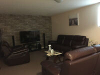 IMMACULATE 1 BEDROOM BASEMENT WITH SEPERATE ENTRANCE NE,