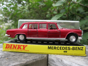 Dinky Mercedes-Benz Car New in Box