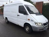 Mercedes-Benz Sprinter 2.2TD 311CDi + MWB + HIGH ROOF + PANEL VAN