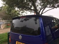 Vw t5 transporter swap part X caddy no vat to pay