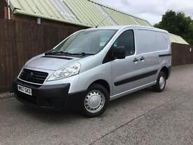 Fiat Scudo 1.6JTD Multijet 90 L1 H1 Comfort....ONLY 48,000 Miles...SILVER...