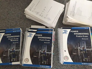 4th class power engineering text book pan global