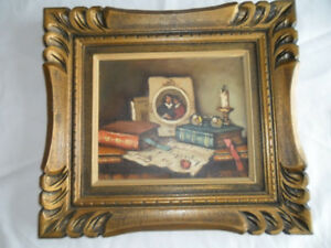Vintage Still-Life Artwork