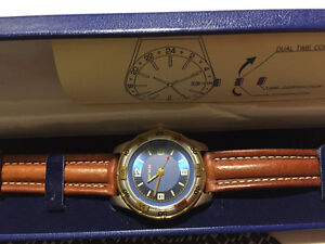 Stainless steel brand new stylish Man's watch West Island Greater Montréal image 1