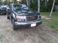 2004 gmc canyon 4x4 for parts