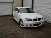 2009 59 BMW 116d M Sport 2.0TD **Service History**