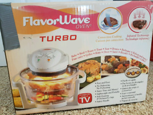 Flavour Wave cooker