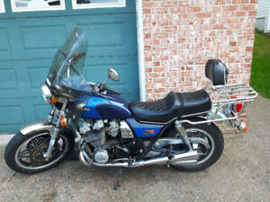 1982 Honda CB 750 Custom For Sale