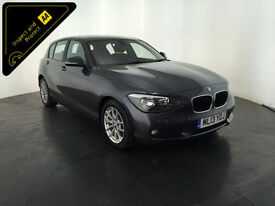 2013 BMW 116D EFFICIENT DYNAMICS 5 DOOR HATCHBACK FINANCE PX WELCOME