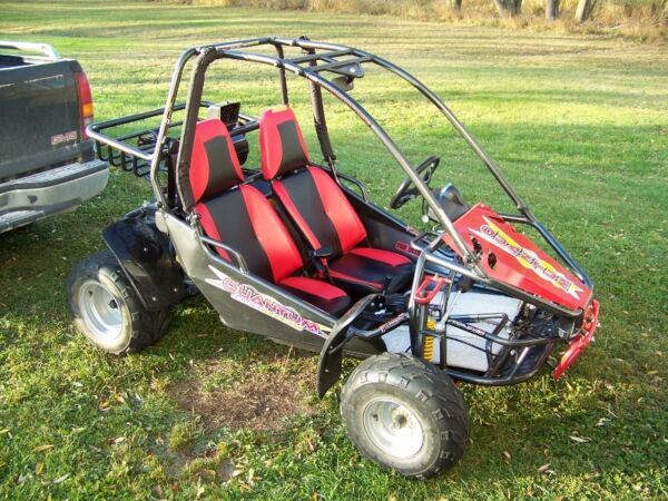 Used 2012 Other Quantum GoCart 9.9 HP