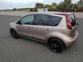 Nissan Note Dci N-tec Plus