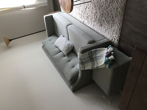 Sofaworks Pull-out sofa custom made