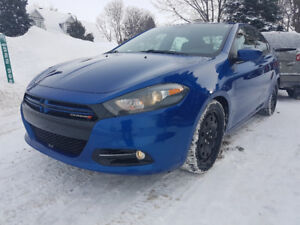 2013 Dodge Dart Turbo - Bas KM