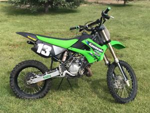 2013 Kx 100