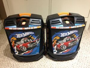 Hot Wheels car case Stratford Kitchener Area image 1