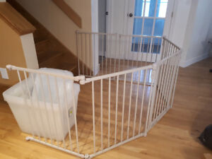 Clôture de sécurité pour animaux ou pour enfants