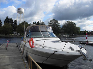 SEA RAY 310, 1998 SUPERB WEEKEND OR OVERNIGHT BOAT
