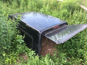 Truck cap for sale as is