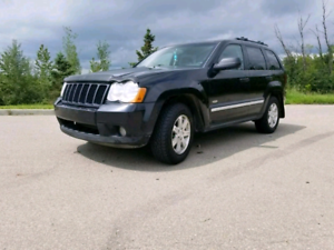 **DIESEL!!** 2008 JEEP GRAND CHEROKEE NORTH EDITION