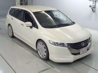 HONDA ODYSSEY 2.4 i-VTEC AUTO 7 SEATER FACELIFT MODEL FRESH IMPORT 2009