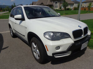 BMW, X5, 2008, 7 seats, DVD, Navigation, SALE or SWAP